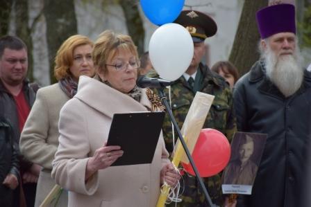 9 мая состоялся торжественный митинг в честь Великой Победы | Наша добрая Смоленщина
