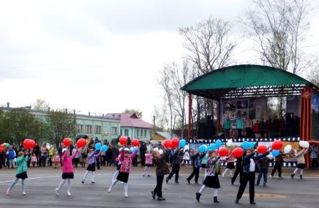 Мероприятия, посвященные празднованию 72-ой годовщины Великой Победы | Наша добрая Смоленщина